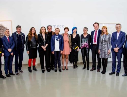 El MACC inaugura su primera exposición de proyectos escultóricos